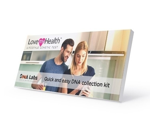 Love My Health - Lifestyle Genetic Test + Consultation with a Nutritionist - SRDC